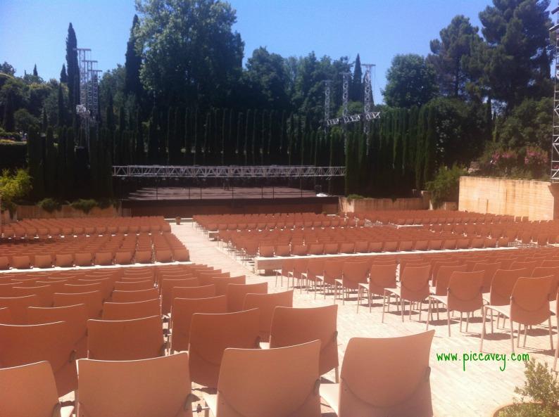 Teatro Generalife