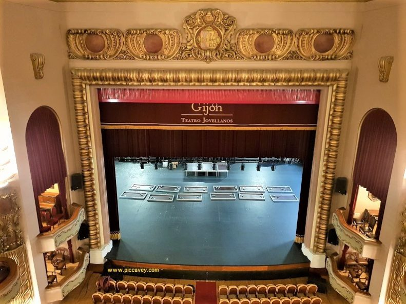 Teatro Jovellanos Gijon Spain
