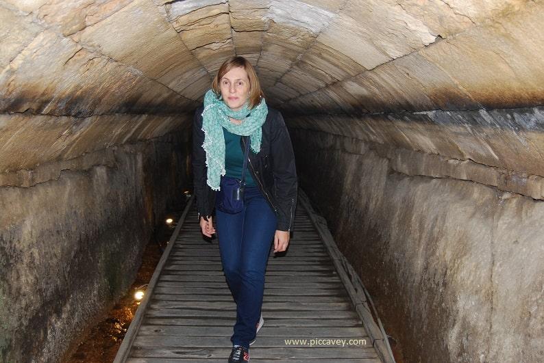 Templar Tunnels Acre Israel
