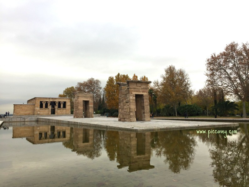 Temple of Debod Madrid