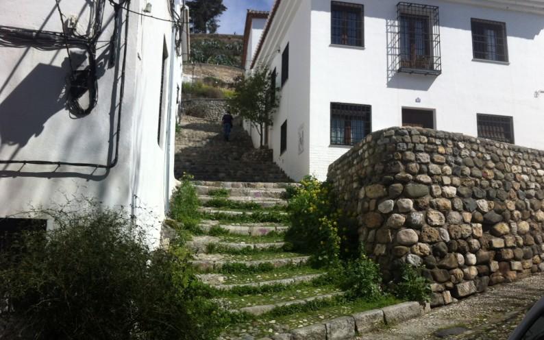 Getting to the Templo del Flamenco Granada Spain