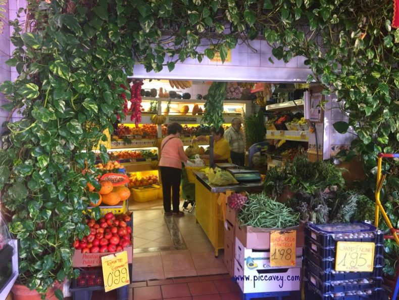 Tenerife Food Market Stall