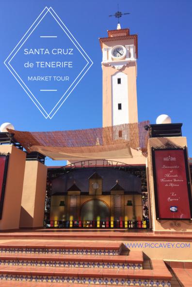 Tenerife Food Market