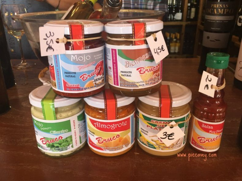 Tenerife Food Mojo