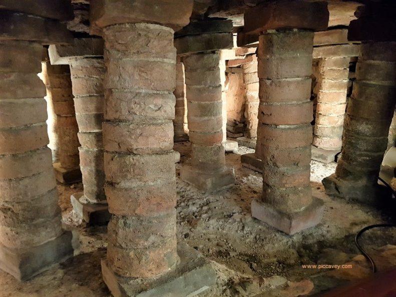 Termas Romanas Gijon Roman Baths 1 Century