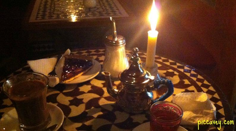 Tea shop Granada Teteria
