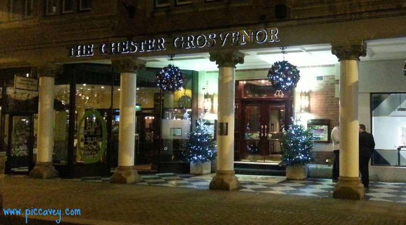 The Grovesnor Hotel Chester