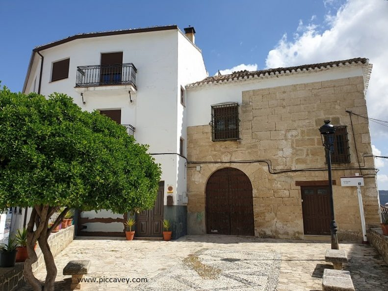 The Old Granary Alhama Posito