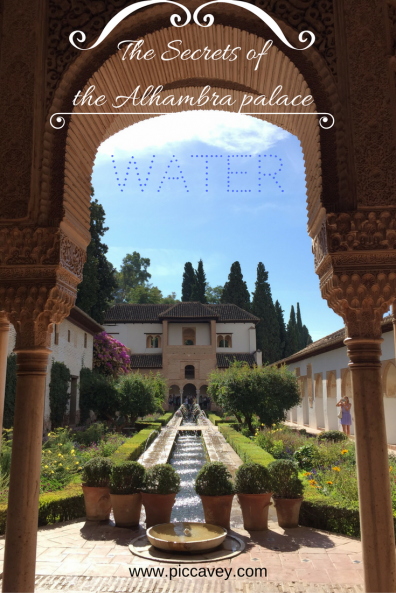 The Secrets of the Alhambra palace