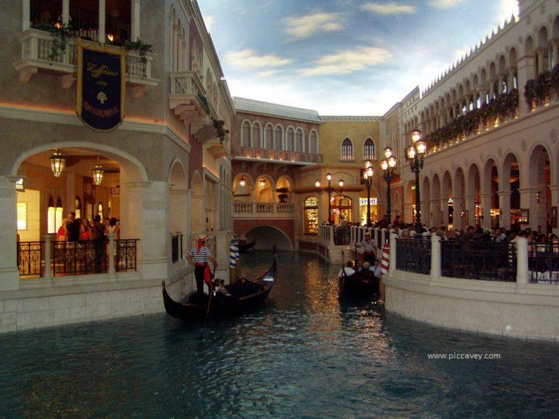 The Venetian Las Vegas Hotel