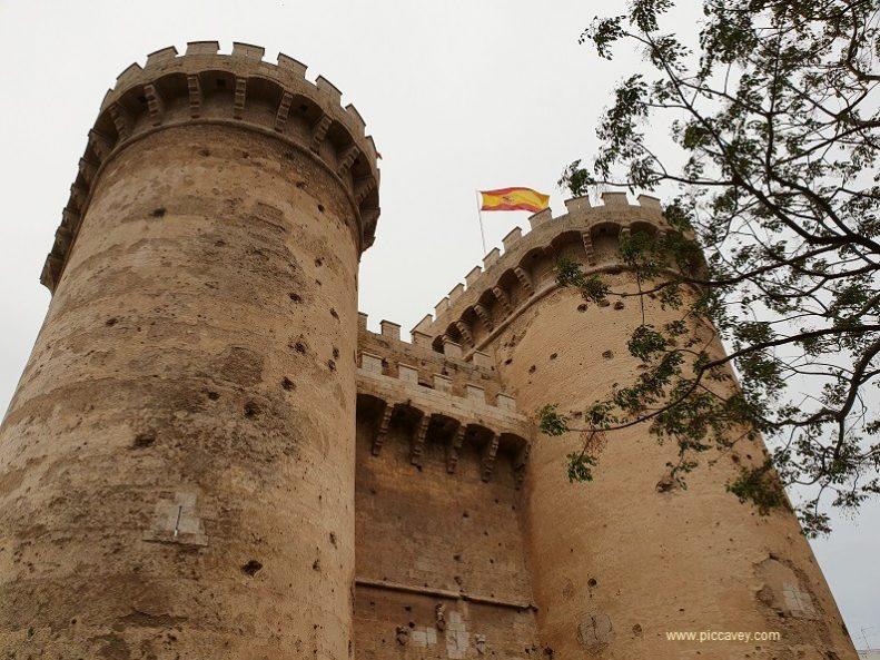Torre de Quart Valencia