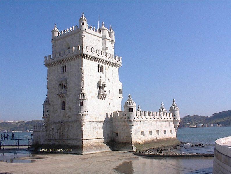 Torre de Belen Lisbon Portugal