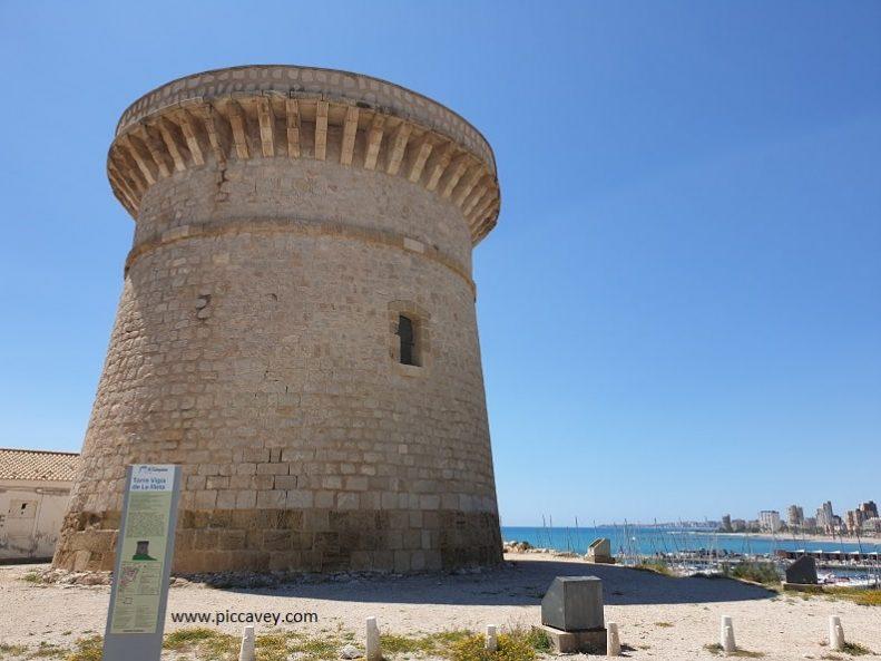 Torre de Lilleta El Campello Tower-