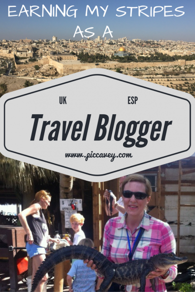 Travel Blogger piccavey