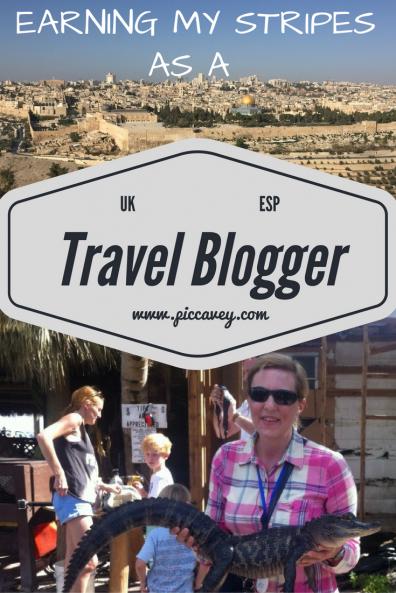 Travel Blogger piccavey