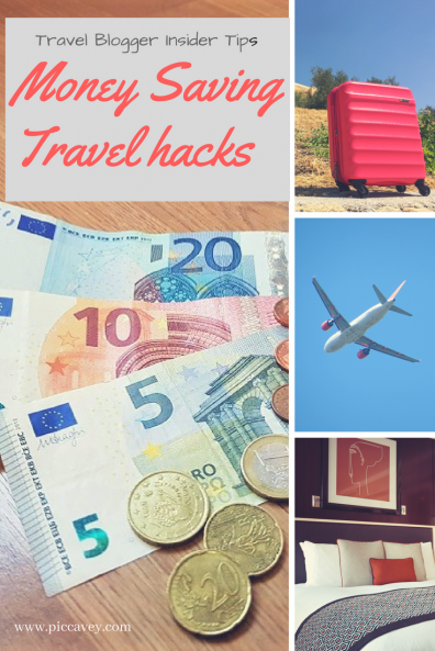 Travel Hacks Money saving tips