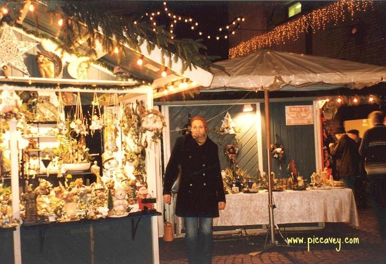 Travel blogger in Ettlingen Dec 2000