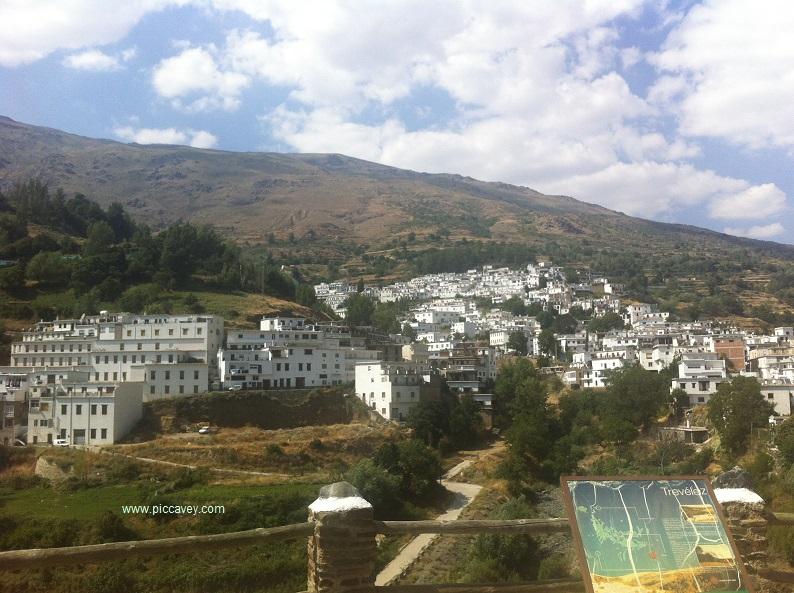 Trevelez Alpujarra Highest village