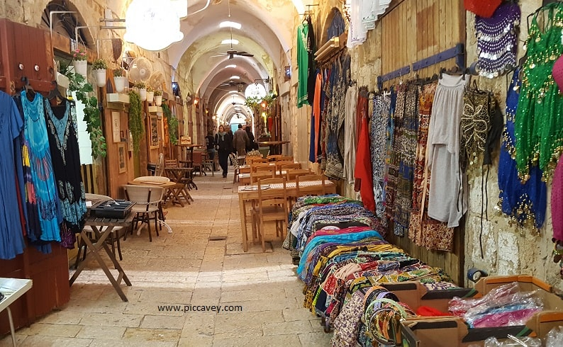 Turkish Bazaar Acre