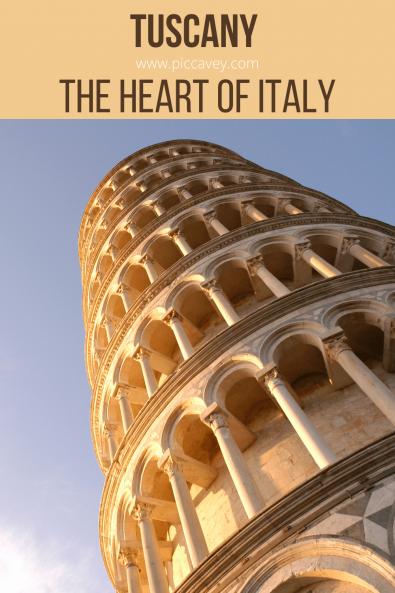 Tuscany Central Italy