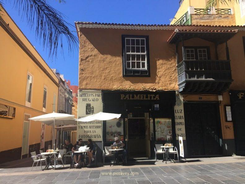 Typical Canary Islands Food Santa Cruz Pamelita