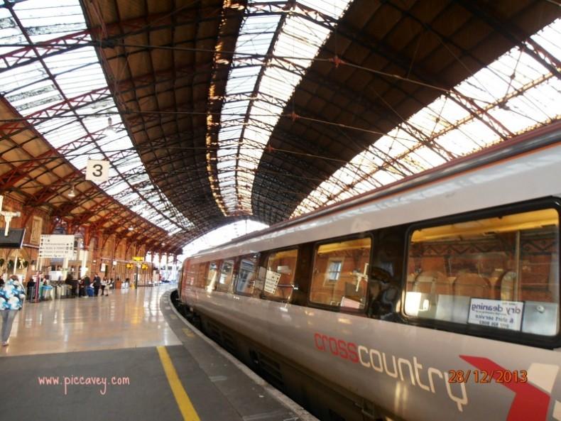 England Train