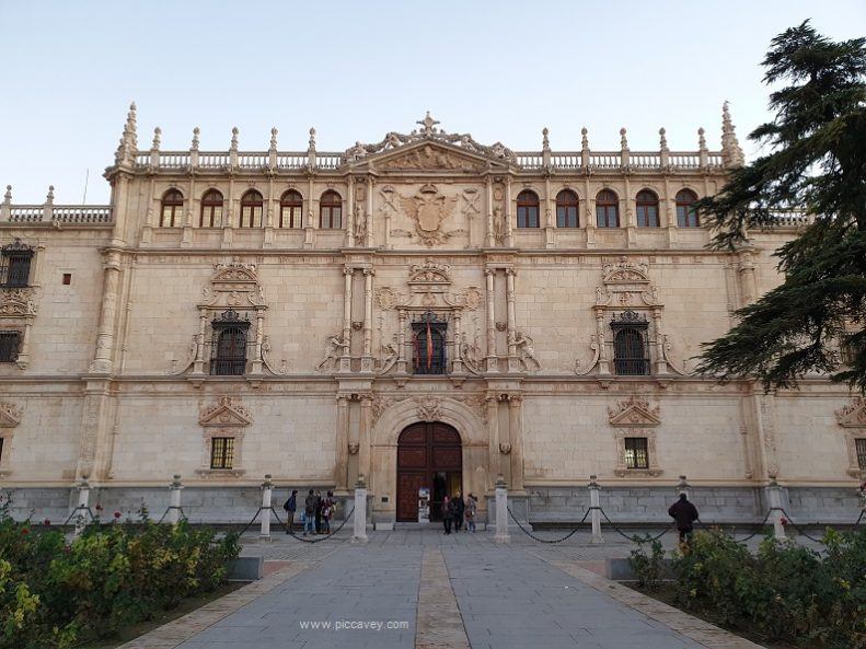University Alcala de Henares Spain Education through travel