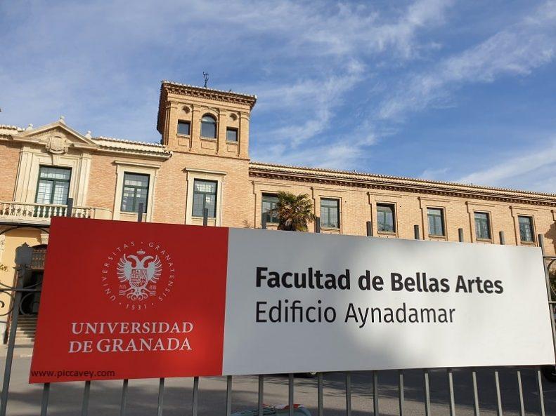 University Granada universidad Bellas Artes