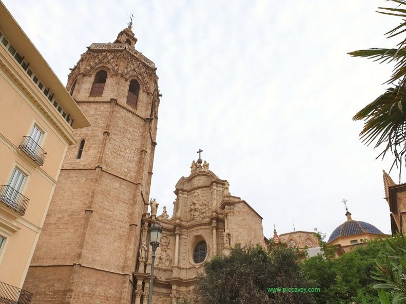 Valencia Cathedral Micalet Spain