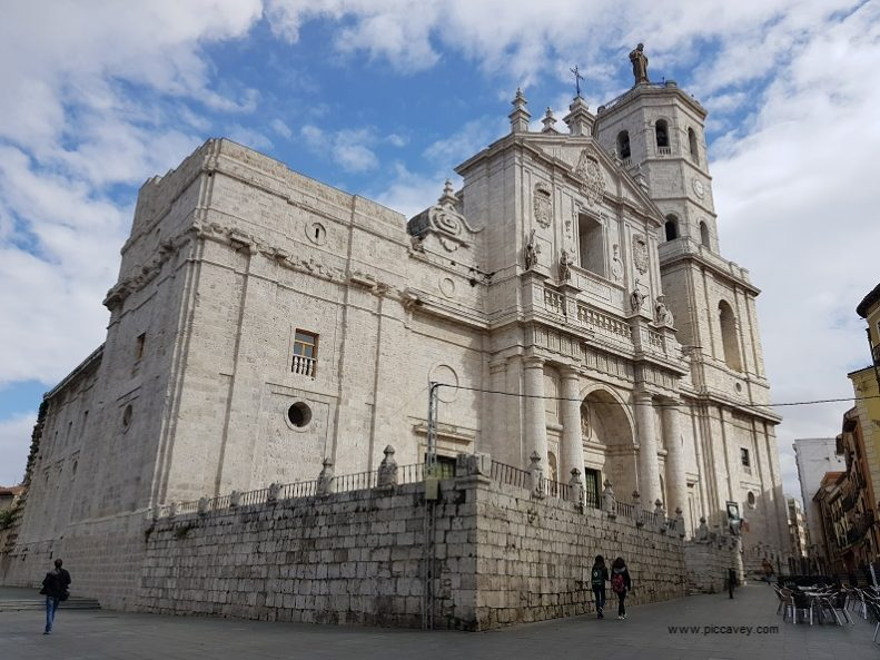 Cathedral Valladolid Spain