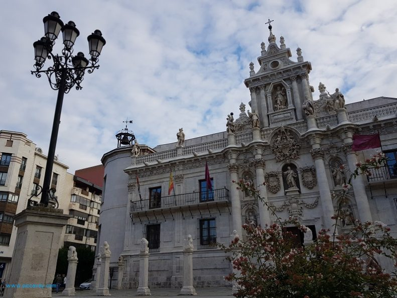 Valladolid University Spain Studying abroad