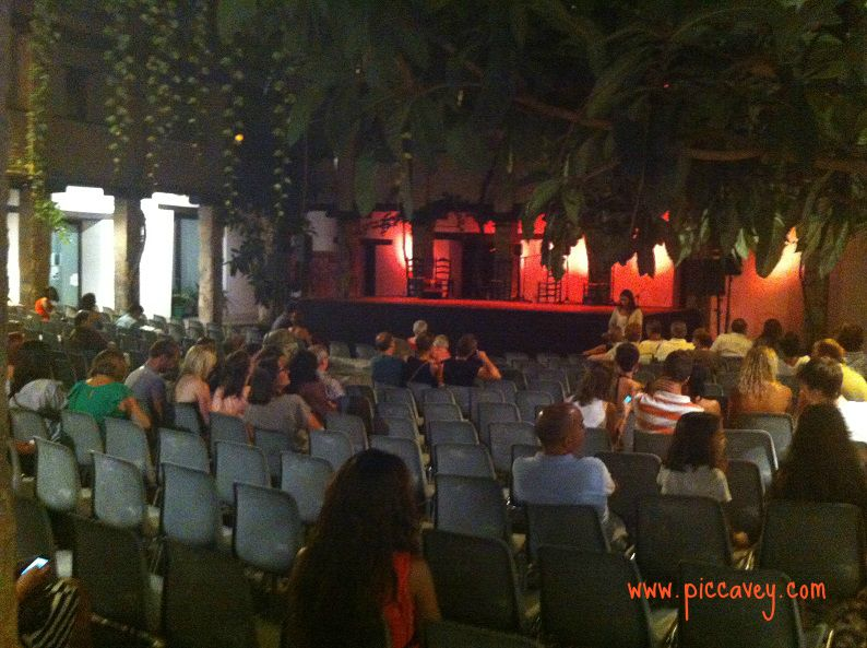 Summer Flamenco Corral Carbon