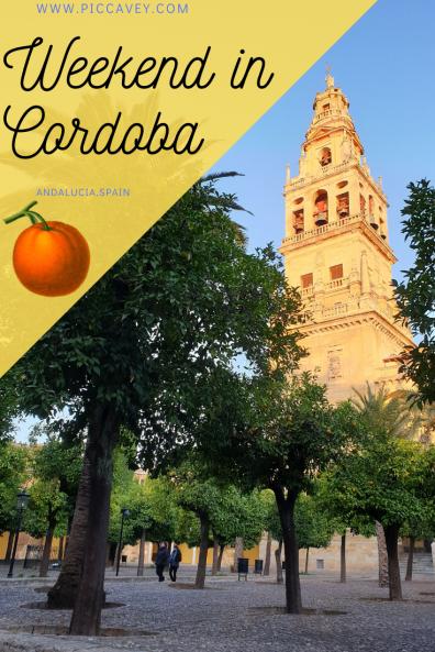 Weekend in Cordoba Spain