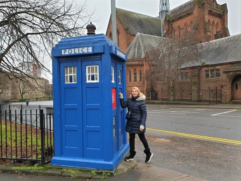 What to See in Scotland Tardis