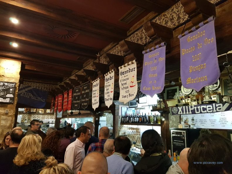 Zagales Valladolid Food Spain