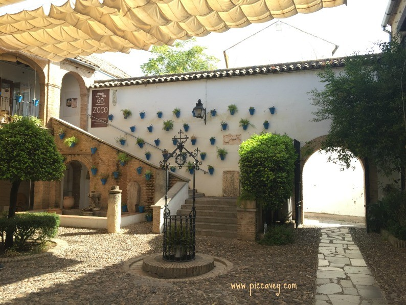 Zoco in Cordoba Spain