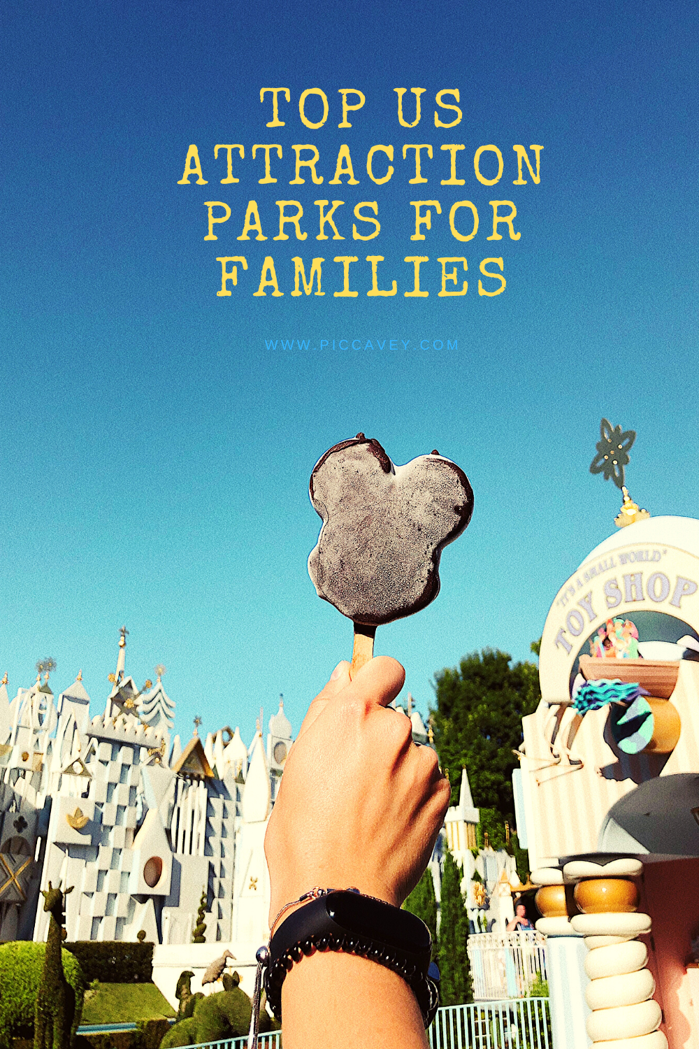 US ATTRACTION PARKS FOR FAMILIES