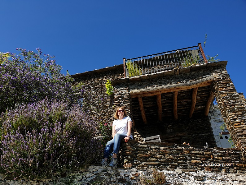 Bubion with Rustical Travel Alpujarra house