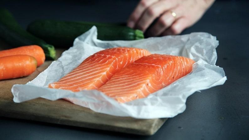 Wild salmon recipes for a Mediterranean Diet
