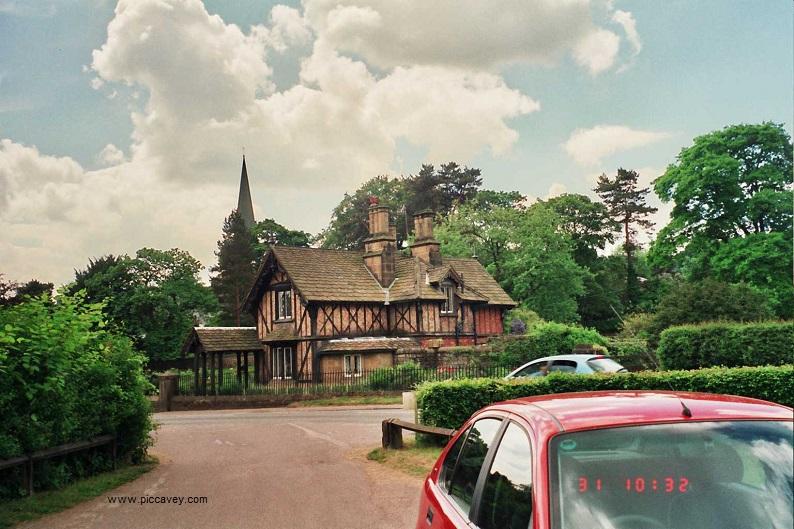 chatsworth village nottingham