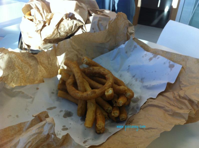 Churros Street Food