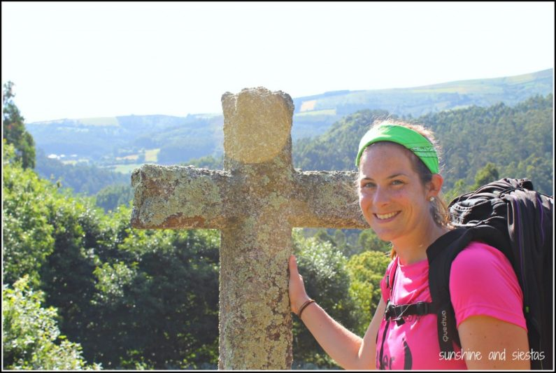 Camino de Santiago Spain hiking