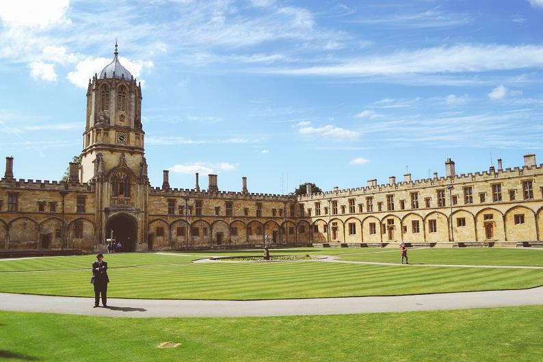 Spanish at Oxford university