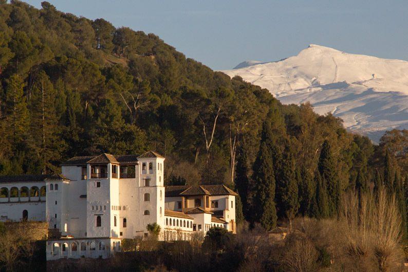 Outdoors activities in Granada