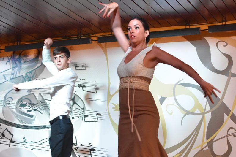 cultural activities flamenco in granada