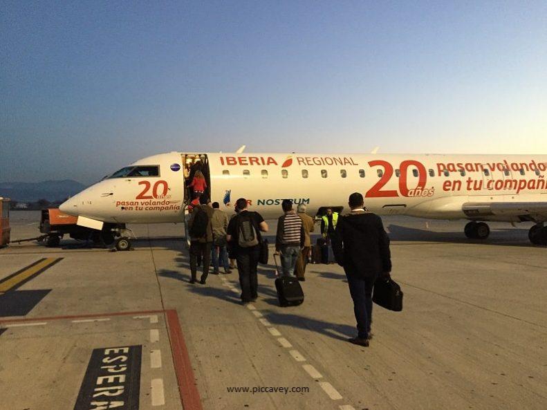 flight plane airport iberia aeropuerto granada Business travel