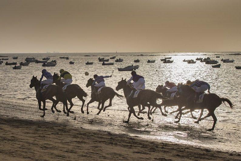 Sanlucar de Barrameda Horse Race