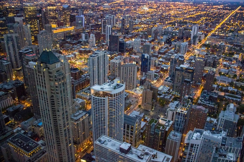 Chicago Sears Tower Skydeck