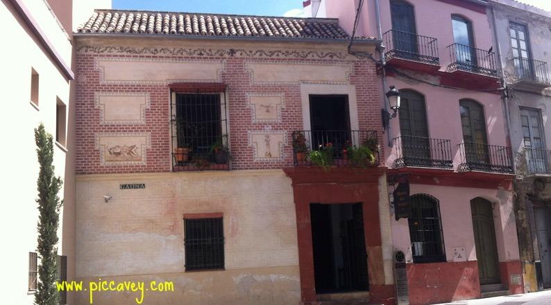 Malaga Glass Museum Spain