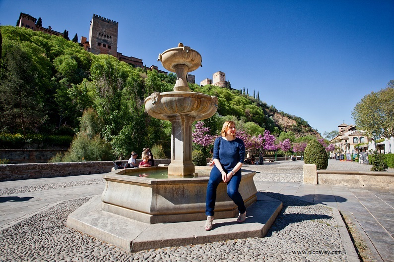 Granada Photo Shoot with Albaicin Walk - Experiences